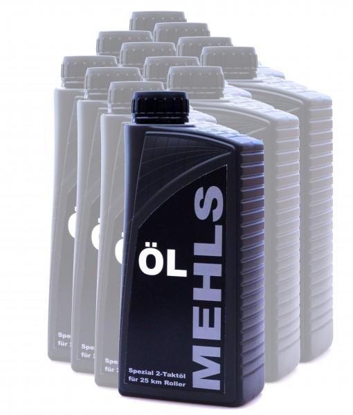 Mehls 2-Takt Öl (1 VPE = 12 Liter)